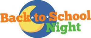 Kindergarten Back to School Night