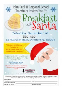 Breakfast with Santa and Open House